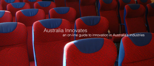 Australia Innovates: an online guide to innovation in Australia's industries